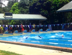Trials for Senior Swimming Carnival